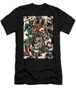 Abstraction 2503 Men's T-Shirt (Athletic Fit)
