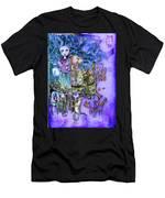 Across The Sky Men's T-Shirt (Athletic Fit)