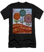 Act Walk Love Men's T-Shirt (Athletic Fit)