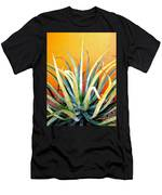 Agave Americana Men's T-Shirt (Athletic Fit)