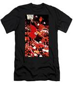 Air Jordan Cradle Dunk Men's T-Shirt (Athletic Fit)