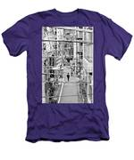 Alley II  Men's T-Shirt (Athletic Fit)