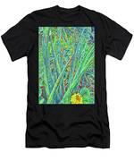 Aloe And Lantana Men's T-Shirt (Athletic Fit)