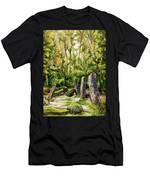 Ancient Latte Stones  Men's T-Shirt (Athletic Fit)
