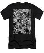 Ancient Stump Men's T-Shirt (Athletic Fit)