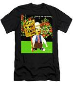 Apocalyptic Chef Men's T-Shirt (Athletic Fit)