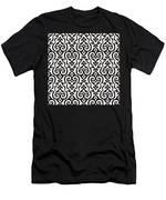 Arabesque Men's T-Shirt (Athletic Fit)