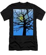 Arboreal Sun Men's T-Shirt (Athletic Fit)