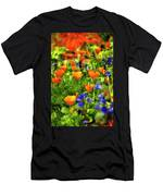Arizona Wildflowers Men's T-Shirt (Athletic Fit)