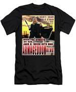 Armageddon Blvd.  Men's T-Shirt (Athletic Fit)