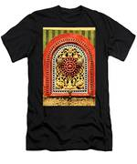 Artful Mystery  Men's T-Shirt (Athletic Fit)