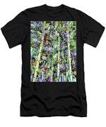 Asian Bamboo Forest Men's T-Shirt (Athletic Fit)