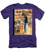 At The Strand Men's T-Shirt (Athletic Fit)
