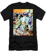 Autumn Bounty Men's T-Shirt (Athletic Fit)