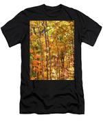 Autumn Colored Men's T-Shirt (Athletic Fit)