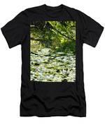 Autumn Pond Men's T-Shirt (Athletic Fit)