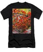Autumn Trees Rock City Men's T-Shirt (Athletic Fit)