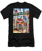 Avatar Airbender Men's T-Shirt (Athletic Fit)