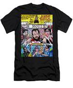 B Movie Men's T-Shirt (Athletic Fit)