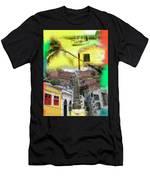 Recife Colors Men's T-Shirt (Athletic Fit)