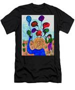 Balloon Sales Men's T-Shirt (Athletic Fit)