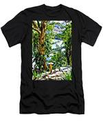 Bay View Tobago Men's T-Shirt (Athletic Fit)