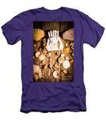 Beach House Artwork Men's T-Shirt (Athletic Fit)