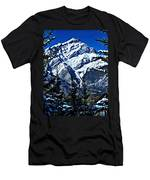 Beautiful Banff Men's T-Shirt (Athletic Fit)