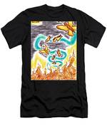 Beauty From Ashes Men's T-Shirt (Athletic Fit)
