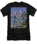 Beautiful Spring. Blooming Tree 2 Men's T-Shirt (Athletic Fit)