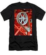 Belt Drive Men's T-Shirt (Athletic Fit)
