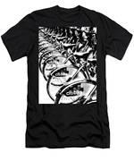 Bike Fleet Men's T-Shirt (Athletic Fit)