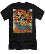 Black Hayagriva Men's T-Shirt (Athletic Fit)