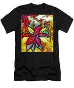 Blissful Meadows Men's T-Shirt (Athletic Fit)