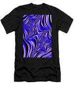 Blue Abyss Men's T-Shirt (Athletic Fit)
