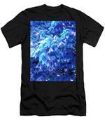 Blue Autumn  Men's T-Shirt (Athletic Fit)