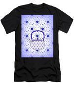 Blue Teapot - Kitchen Men's T-Shirt (Athletic Fit)
