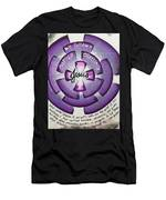Border-crossing Jesus Men's T-Shirt (Athletic Fit)