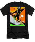 Breaking Self Men's T-Shirt (Athletic Fit)