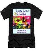 Brian Exton Poppy Field  Bigstock 164301632  2991949   12779828 Men's T-Shirt (Athletic Fit)