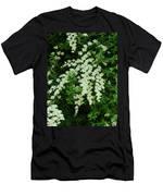 Bridal Wreath Men's T-Shirt (Athletic Fit)