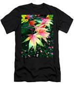 Bright Autumn Leaves Tatton Park Men's T-Shirt (Athletic Fit)