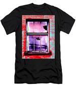 Broken Window Men's T-Shirt (Athletic Fit)
