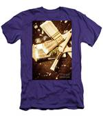 Brushes Of Interior Decoration Men's T-Shirt (Athletic Fit)