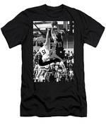 Bryan Nelson Goes Michael Air Jordan, A Shawnee Mission East High School Legend Men's T-Shirt (Athletic Fit)
