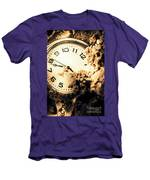 Buried By The Hands Of Time Men's T-Shirt (Athletic Fit)