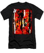 Burning Bright Men's T-Shirt (Athletic Fit)