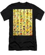 Bushers  Men's T-Shirt (Athletic Fit)