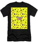Buzz Off  - Typography Men's T-Shirt (Athletic Fit)