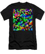 Candid Color 2 Men's T-Shirt (Athletic Fit)